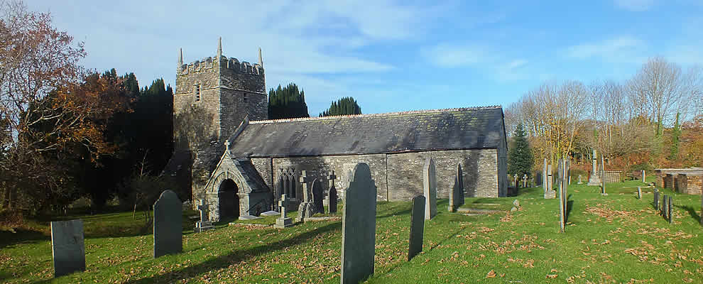 St Erney Parish Church