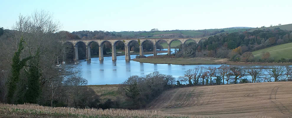 Viaduct over River Lynher